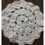 Carpetas Tejidas Al Crochet Aprox 30 Cm Color Y Mod A Pedido