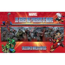 Los Heroes De Marvel Coleccion Salvat