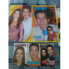 Mini Posteres Sandy E Junior