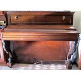 Mini Piano Pleyel Vertical De 85 Teclas (es De 1876!)