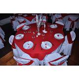 Alquiler De Vajillas,mant,mesas,sillas,puff,carpas,barato!!!