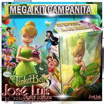 Campanita Tinkerbell Invitaciones Kit Imprimible Jose Luis