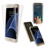 Capa 360 Antiimpacto Celular Samsung S6 Edge S7 Flat S7 Edge