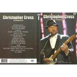 Dvd Christopher Cross -an Evening With (lacrado)