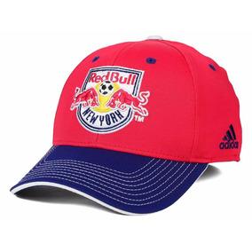 New York Red Bull adidas Dad Hat 2 Tone Mls Flexible S-m