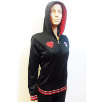 Campera River Plate Licencia Oficial Mujer Camista Remeras