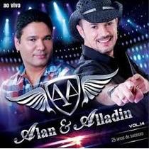 Cd Alan & Alladim * 25 Anos Vol. 14