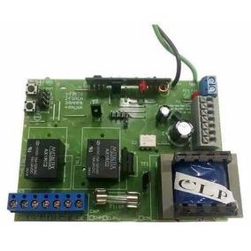 Placa De Comando Clp Central Para Motor Automatizador Rcg