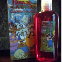 Perfumes Hora De Aventura , Dbz Y H Whell