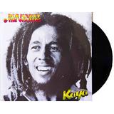 Lp Vinil Bob Marley & The Wailers Kaya Lacrado 180g