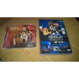 Cd E Dvd Marilia Mendonça Ao Vivo Original