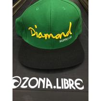 Gorra Diamond Supply Co. Unitalla Originales Traidas De Usa