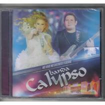 Banda Calypso - Ao Vivo No Distrito Federal - Cd Novo