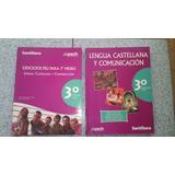 Libros Santillana Lenguaje Y Comunicación
