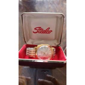 Reloj Steelco Vintage Extensible Elastico Excelente Condicio