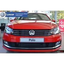 Volkswagen Polo Anticipo $193.790 Y 24 Ctas Fijas De $5.095