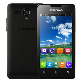Telefono Android Lenovo A396 Dual Sim Doble Camara Flash