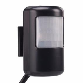Sensor De Presença E Fotocélula P/ Lâmpada Interno C/ Timer