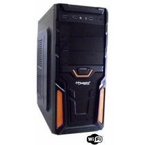 Computador Cpu Gamer Intel 3.0 4gb 500gb Geforce 2gb 128bits
