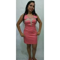 Vestido Feminino Curto Transparente Tule Festa Promoção