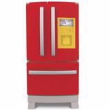 Refrigerador Side By Side Casinha Flor