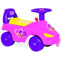 Passo A Passo Pop Rosa Brinquedos Bandeirantes