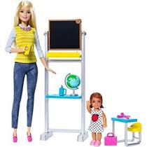 Juguete Barbie De Carrera Magisterial Set De Juego De La Mu