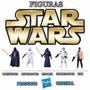 Star Wars Figuras Originales Hasbro + Regalo + Envío Gratis