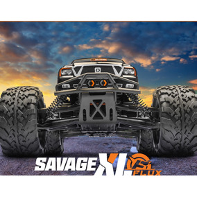 New Hpi Savage Xl Flux Rtr 2017 1/8 Escala Monster Truck