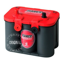 Bateria Optima Redtop 50ah - 34/78 - Alta Performance