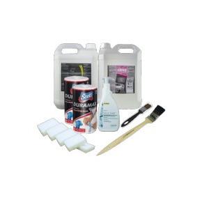 Kit Para 10 Limpezas Técnicas De Motor Drywash