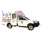 Alquiler De Ambulancias Rurales Moquegua - Tacna - Arequipa