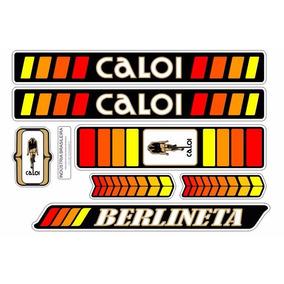 Adesivos Bicicleta Caloi Berlineta 1979 - Junior_sbs