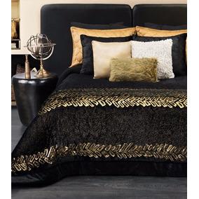 Cobertor Con Borrega Gold Ks Jumbo Esquimal Vcae