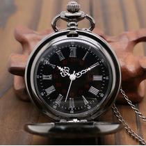Oferta Reloj De Bolsillo Metal Estilo Antiguo Envío Gratis
