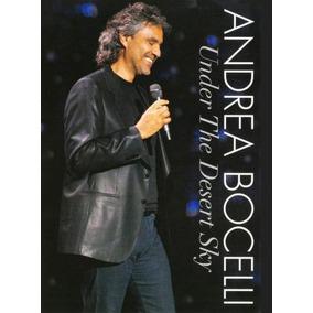 Dvd Andrea Bocelli - Under The Desert Sky (954848)