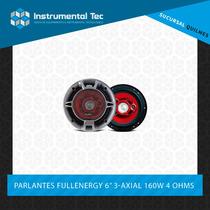 Parlantes 6 Pulgadas Triaxial 160w 4 Ohm - Instrumental Tec