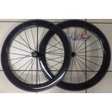 Roda De Carbono Speed 700 Clincher 60mm Leve Pronta Entrega