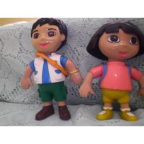 Dora Y Diego Muñeco De Plastico