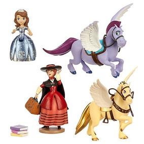 Set Original Disney Store Princesa Sofia Book