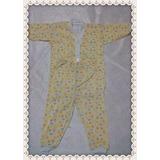 6 Pijamas Infantiles Para Bebes Talla 0 A 3 M Al Mayor