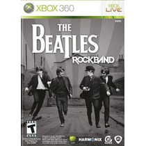 Sólo Software - Rock Band: The Beatles Xbox 360