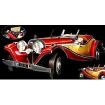 1935 Mercedes-benz 500k Incorporado Kit De Colección De Art