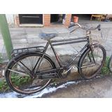 Bicicleta Inglesa Antigua Rod 28 90 Años