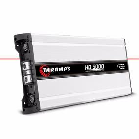 Módulo Amplificador Digital Taramps Hd 5000 2 Ohms 5000 Watt