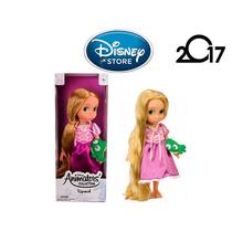 Rapunzel Disney Store Animators Collection Pascal Enredados