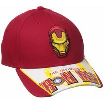 Gorra Iron Man Logo New Era