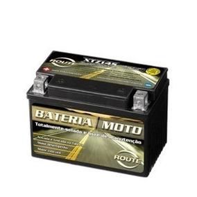 Bateria Moto Route Xtz14s Honda Vrf 1200 F Cb 1100 Cb 1100 C