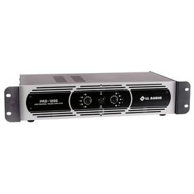 Amplificador Profissional Potência Pro 1200 300w Promoção