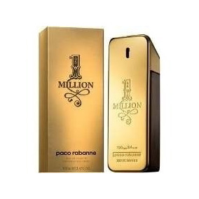 Perfume One Millon De Paco Rabanne 100 Ml!